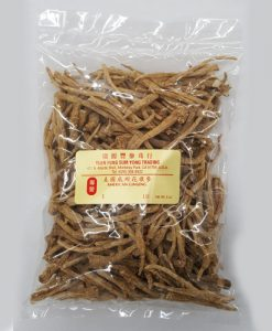American Wisconsin Ginseng Roots